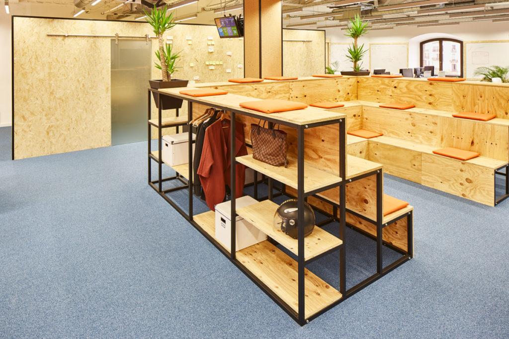 Diseño oficina ByHours Marta Ametller